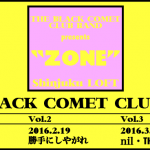 2016.3.11 THE BLACK COMET CLUB BAND presents