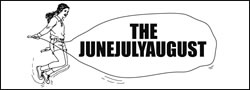 THE JUNEJULYAUGUST